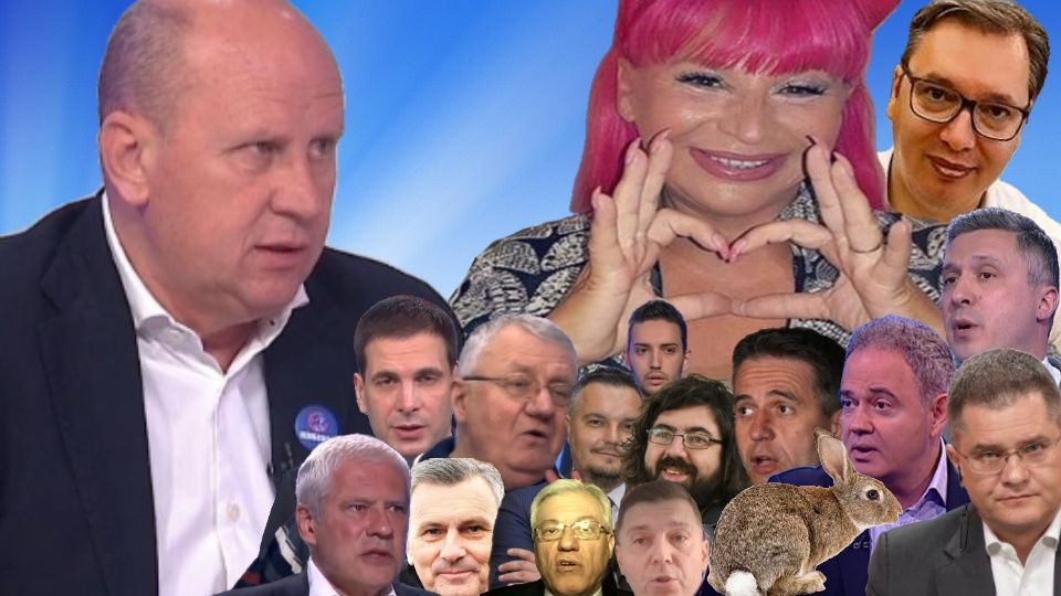 """Đorđević: Vučić mučenicima iz """"opozicije"""" poslao poruku ljubavi preko Zorice Brunclik – TREBAŠ MI (VIDEO)"""