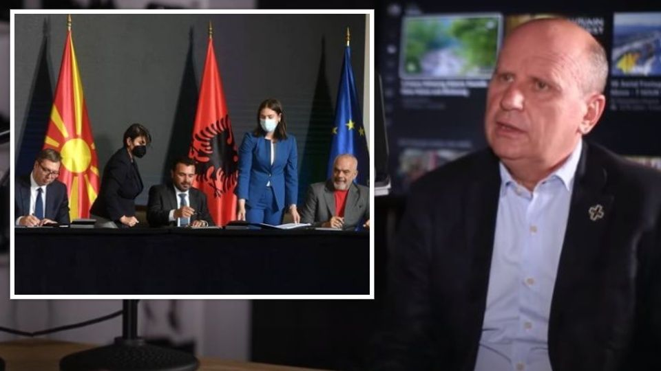"Đorđević: Novo ime za ""Mini Šengen"" je ""VELIKA ALBANIJA"""