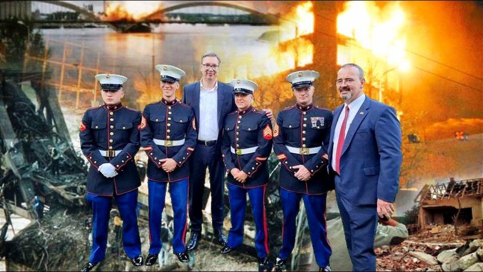 Zapišavanje kolonijalnog upravnika Godfrija: Srbija NEMA BOLJEG PRIJATELJA od SAD