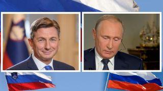 Pahor i Putin uvode Dan slovenačko-ruskog prijateljstva