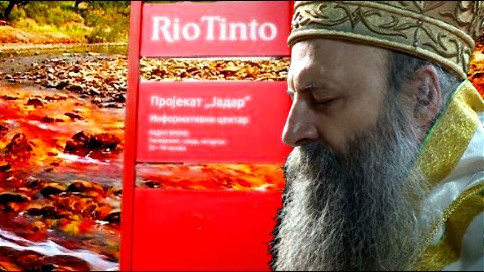 Vernici i ekolozi uputili apel patrijarhu SPC da se izjasni o Rio Tintu: MOLIMO VAS DA STANETE NA STRANU SVOG NARODA