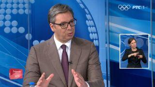 Vučić: Svim penzionerima po 20.000 u februaru ili početkom marta naredne godine