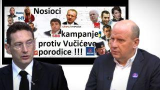 """Tvrdio da je Vučić """"FUKARA"""", sad crta metu na čelo opoziciji, čak i Đorđeviću koji iskreno brine za Danila"""