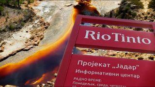 Rio Tinto: Postrojenje za preradu jadarita STIŽE KRAJEM GODINE, sa radom POČINJE 2026. godine