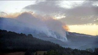 Francusko-japanska kompanija koja upravlja deponijom u Vinči očekuje da požar bude ugašen za DVA DO TRI DANA