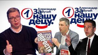 Boško i Radulović sad mogu samo ili na Vučićevu listu, ali bez gaća, ili u zaborav