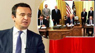 Priština radu su u skladu sa Vučićevim potpisom na izdajničkom sporazumu – LICEMERNI IZDAJNIK