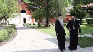 Patrijarh Porfirije u Pećkoj patrijaršiji: Kosovo je naš zavet