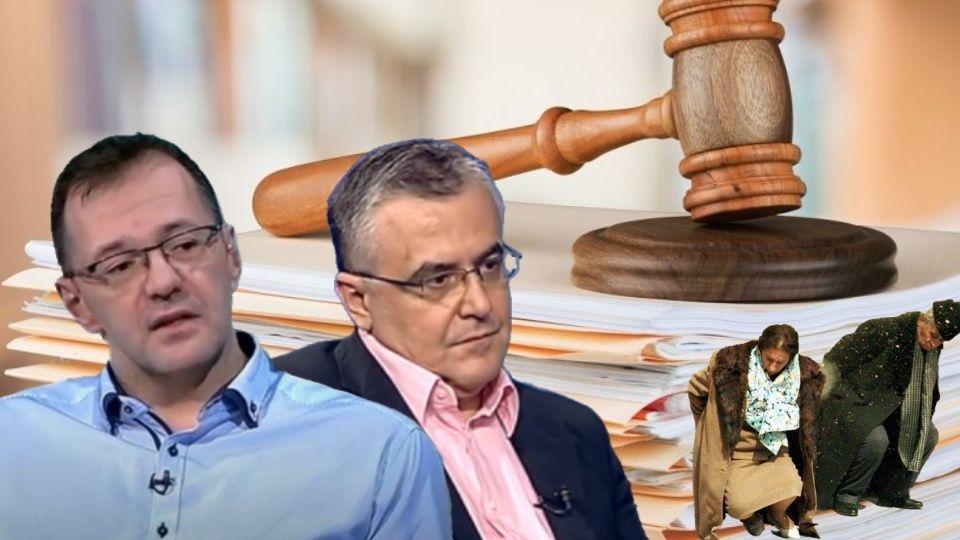 Fatić i Rakić: Tranzicioni tužioc u senci će rukovoditi TRANZICIONOM PRAVDOM