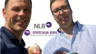 Vasović: Zašto srpska državna pamet oličena u Malom i Vučiću sad kupuje Komercijalnu banku?