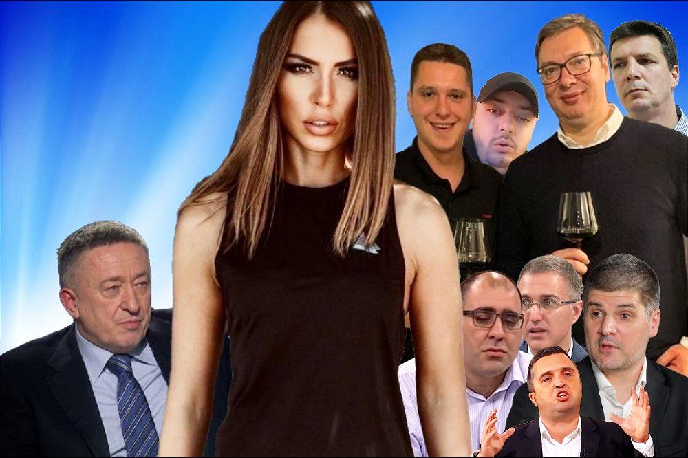 Spahović: Dijanu ne terete za atentat na predsednika, prisluškivanje predsednika, Belivuka, Jovanjicu…