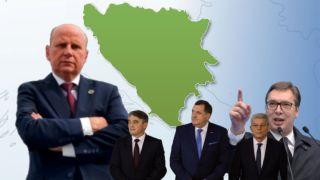Mlađan Đorđević: Vučićeve perfidne igre u bosanskom loncu