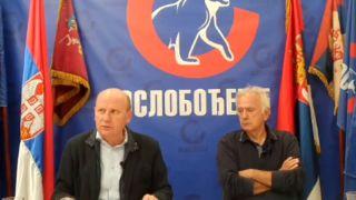 Jakšić (Otadžbina): Predstojeći izbori na Kosovu nelegalni; Đorđević (Oslobođenje): Vučić pokušava da se izvuče od odgovornosti za Briselski sporazum