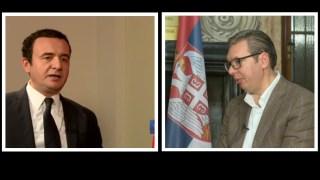 Sastanak Vučića i Kurtija u okviru samita u Sloveniji