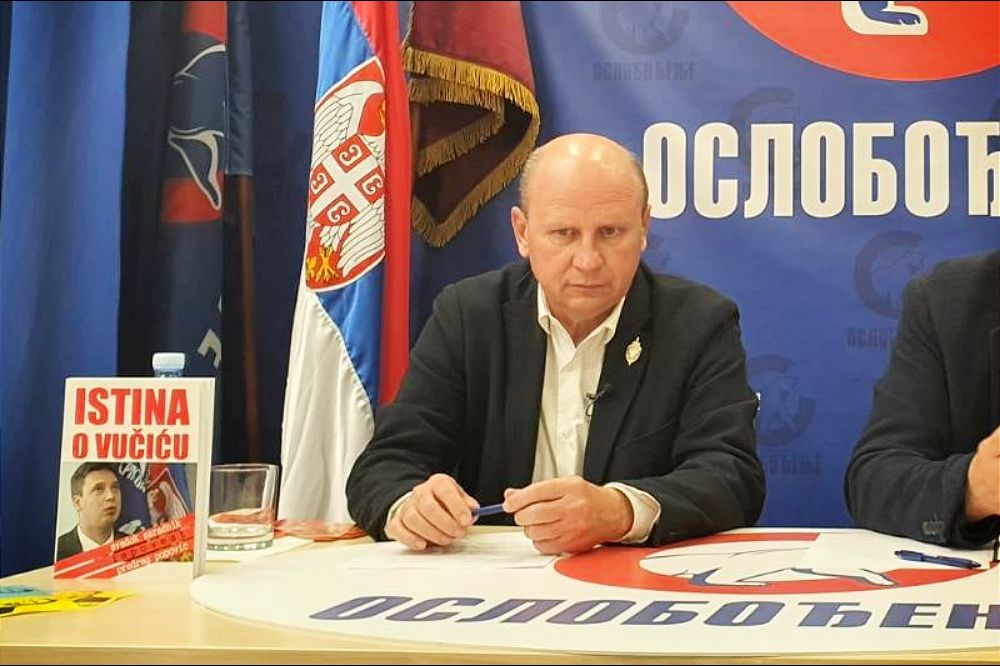 Đorđević: Užasava stav ljudi koji zovu sebe opozicijom da idu na izbore i posle svedočenja Belivuka