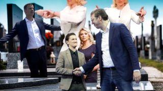 Zidojče cajtung: Umiru desetine, srpska vlast ne preduzima ništa – sprema izbore