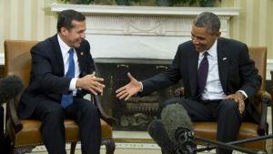 Ollanta Barack