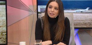 Mariana Zuvic deschavó a Aníbal Fernández