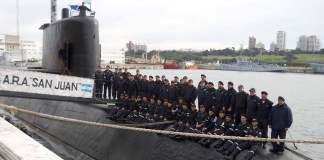 El ARA San Juan será buscado por una embarcación noruega