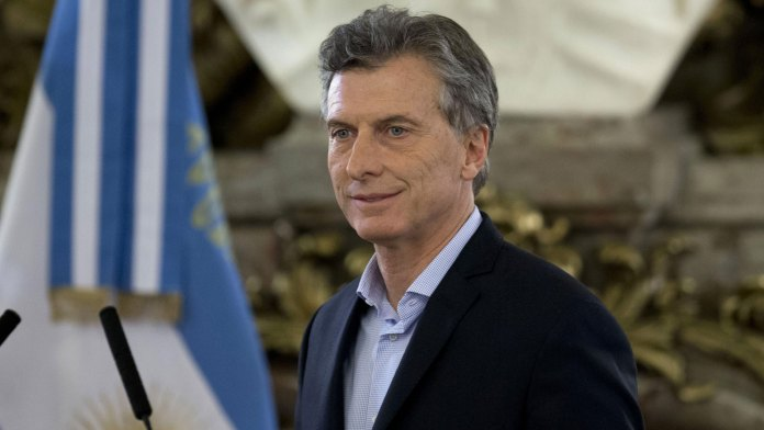 Macri fue criticado por su discurso