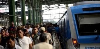 El martes los trenes pararán por 24 horas