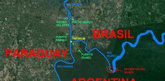 El integrante de Hezbollah fue atrapado en la Triple frontera del lado de Paraguay