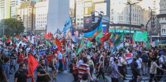 La Ciudad de Buenos Aires, sitiada