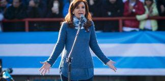 Cristina Kirchner, jefa de una asociación ilícita