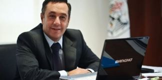 Alejandro Finocchiaro iba a un encuentro de la ONU