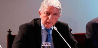 Carlos Foradori fue Vicecanciller de Susana Malcorra