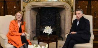 Mauricio Macri y Alicia Kirchner podrían reunirse en Santa Cruz