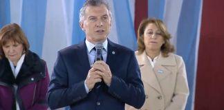 Mauricio Macri estuvo en Rosario junto a Patricia Bullrich