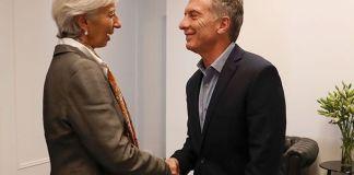 Christine Lagarde dejó temporalmente el FMI para asumir en el BCE