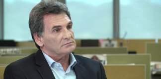 Claudio Avruj trabaja para ayudar a víctimas de la guerrilla