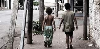 Preocupa la pobreza infantil en nuestro país