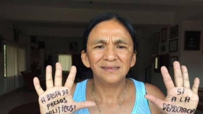Organizaciones sociales declaran presa política a Milagro Sala