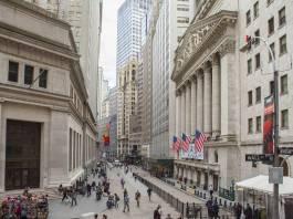 En Wall Street se vive una situación convulsionante