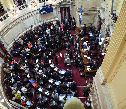 El Senado espera una sesión caliente
