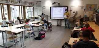 Debate del protocolo para la educación presencial