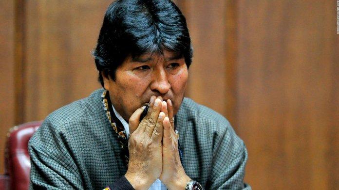 El ex Presidente de Bolivia estuvo viviendo en Argentina