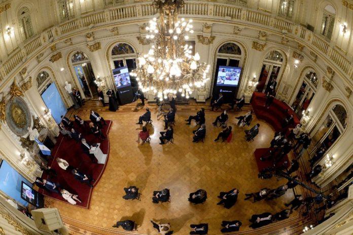 Avanza la reforma judicial