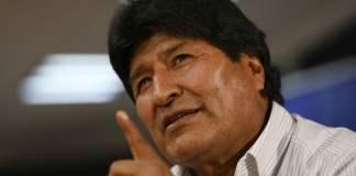 La Fundación Apolo solicitó información sobre una presunta pareja de Evo Morales