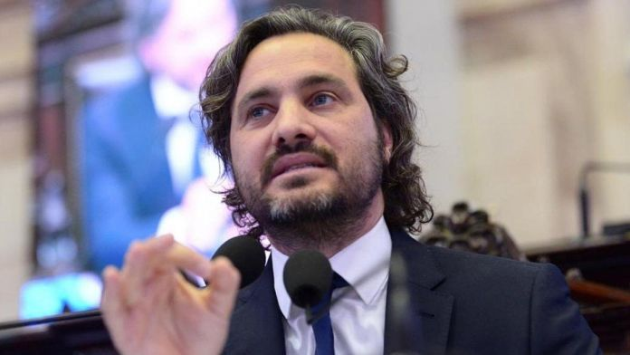 Santiago Cafiero contra el 17A