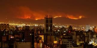 Córdoba arde y resurge
