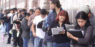 Durante la cuarentena, creció el desempleo