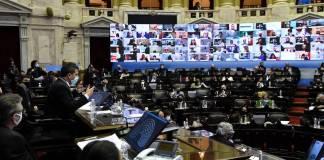 La Justicia invalidó la última sesión del Congreso