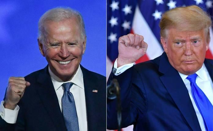 Elección sin fin en Estados Unidos