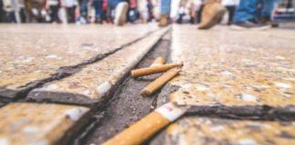 Sanciones para quienes ensucien la CABA con cigarrillos