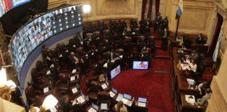El Senado, rumbo a debatir el aborto