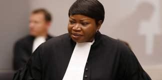 La Corte Penal Internacional arremetió contra Maduro